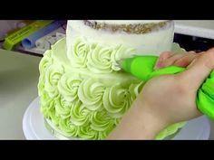 Receta de rosas de merengue duro   Suspiros en forma de rosas   Receta de merengue suizo - YouTube