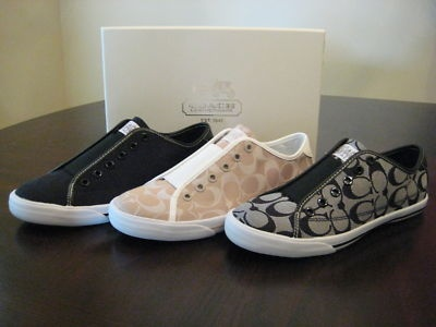 Coach tenny shoes!