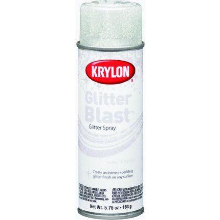 1000 Ideas About Krylon Glitter Blast On Pinterest Spray Glitter Glitter Spray Paint And