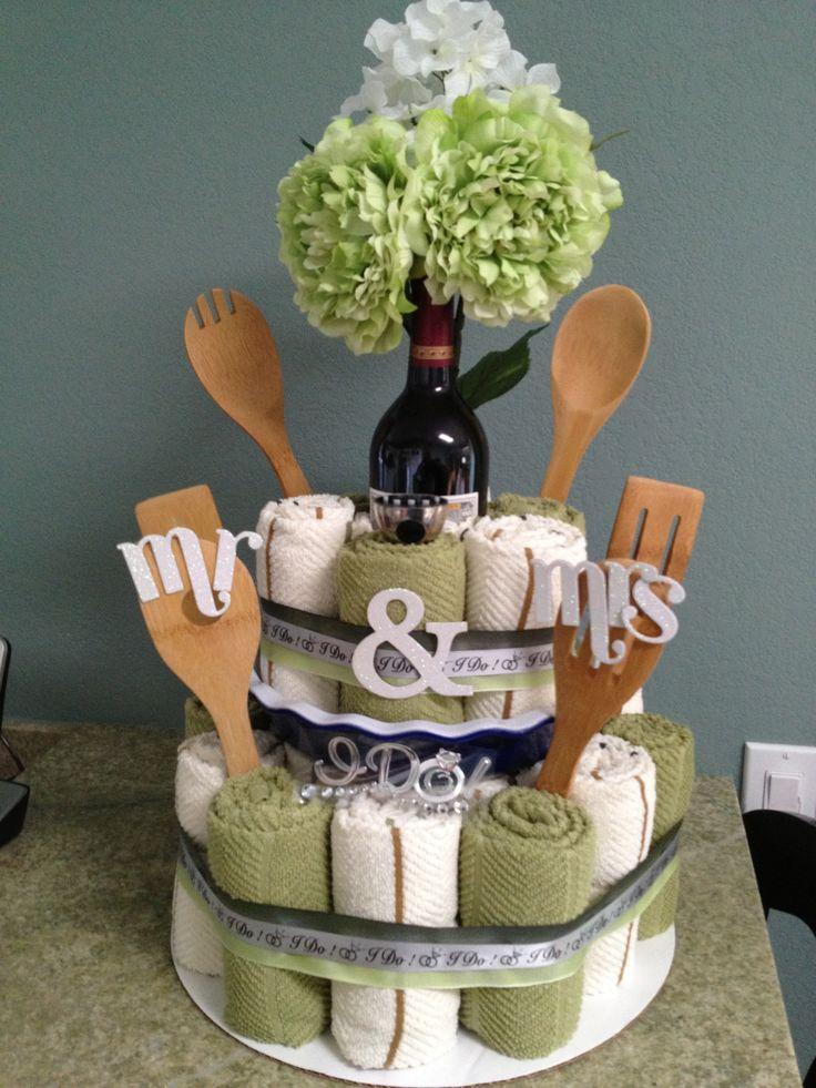 Bridal Shower Kitchen Cake | Bridal Shower | Pinterest ...