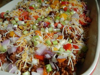 taco fiesta bubble up casserole weight watchers recipes more taco ...