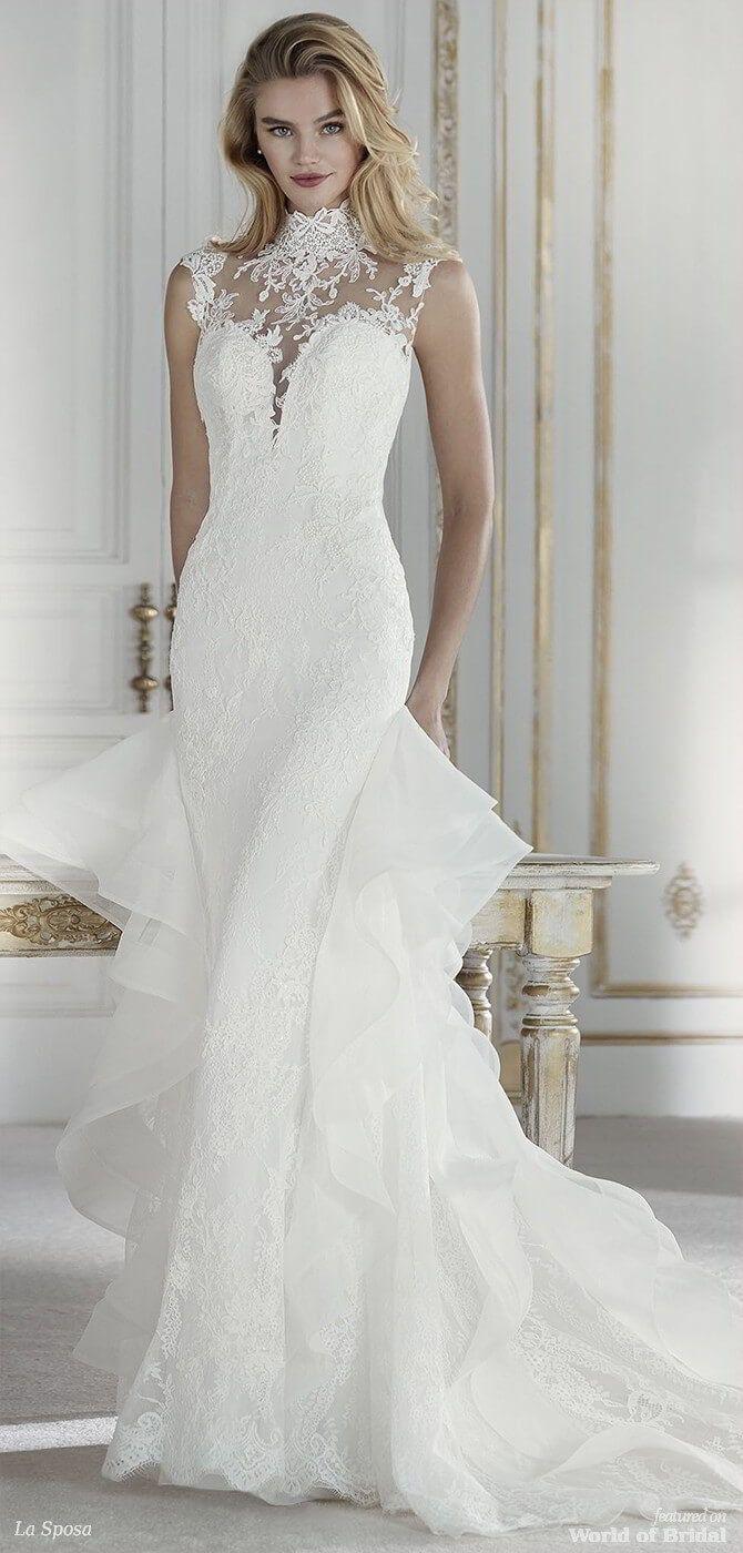 La Sposa 2018 Wedding Dresses Wedding Dreams Wedding Dresses