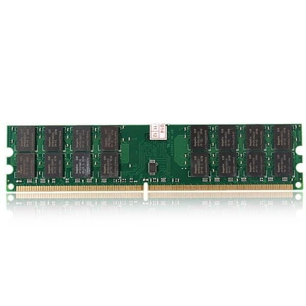 Desktop Pc Memory Amd Motherboard 4gb Ddr2 800mhz Pc2-6400 240 Pins. 4GB DDR2 PC2-6400 800MHz Desktop PC DIMM Memory RAM 240 Pin For AMD System  Item specifics: Capacity: 4GB Pins: 240-Pin Voltage: 1.8V Form Factor: DIMM Speed: PC2-6400 800MHz Only compatible with AMD system. Note: Please be sure your motherboard fits this type of RAM and make sure your computer can support single 4GB RAM. If not, we recommend choosing 2X2GB RAM instead.  Package Included: 1x 4GB MEMORY RAM  Dear Customers…