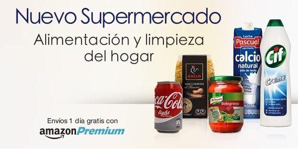 Descubre  Ofertas destacadas por tiempo limitado en el SUPERMERCADO ONLINE de AMAZON Todos los dias Compra minima 19 €.Se entrega en toda España