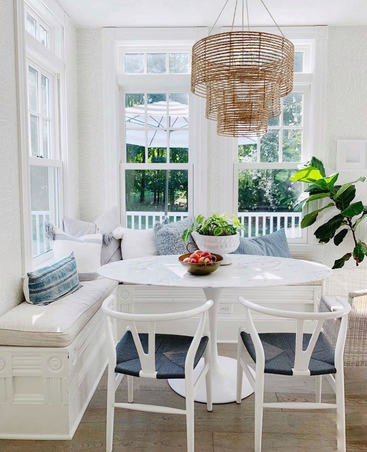 The 12 Best White Round Dining Tables White Round Dining Table White Round Kitchen Table Round Kitchen Table