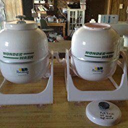 Amazon.com: Customer reviews: The Laundry Alternative Wonderwash Non-electric Portable Compact Mini Washing Machine