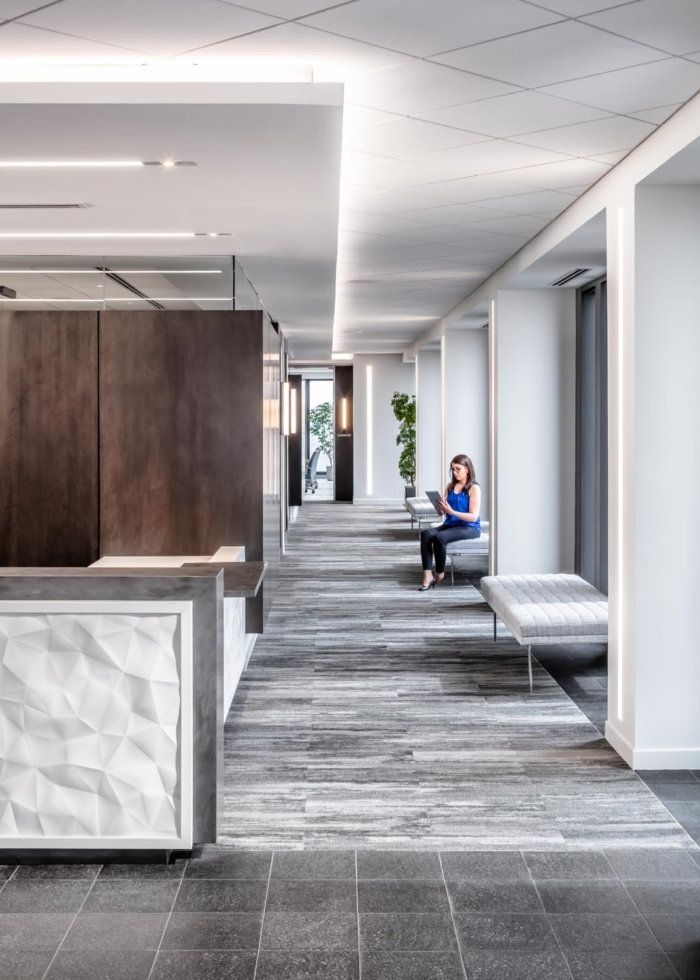 Office Tour Thompson Hine Llp Offices Cleveland Office Ideas