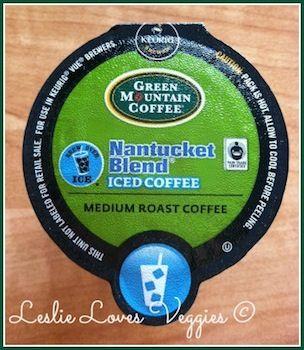 Keurig Vue V500 Brewer & Fair Trade Certified Nantucket Blend Iced Vue Pack Coffee (Sponsored)