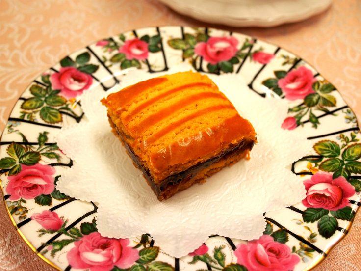<お菓子と紅茶のマリアージュ>メゾン・ド・プティ・フール のガトー・バスク に合う紅茶は?
