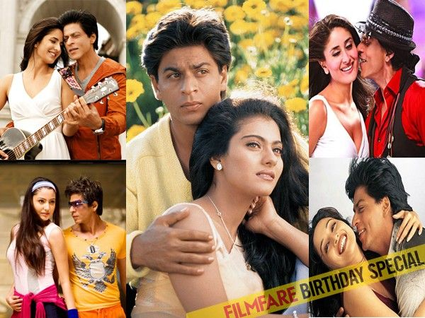 Actresses talk about SRK