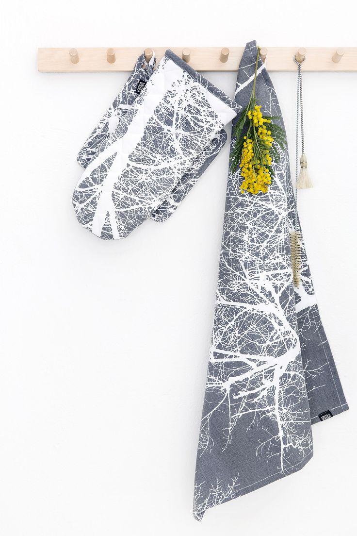Saarni kitchen accessories by Tanja Orsjoki