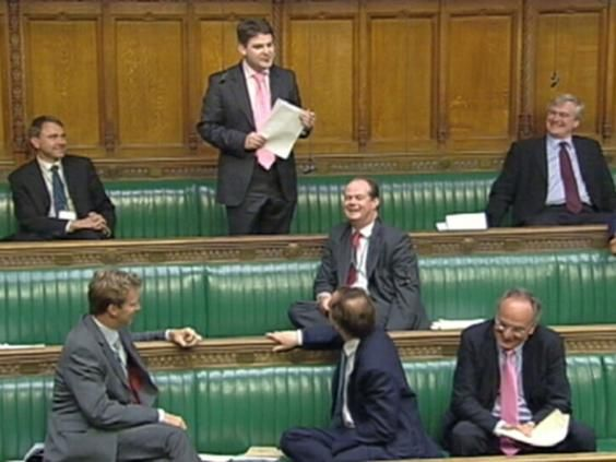 Philip Davies, the master of filibuster and friend to rogue landlords | UK Politics | News | The Independent