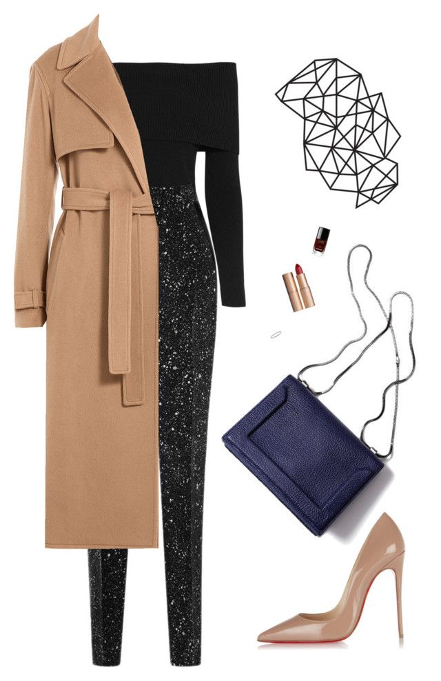 #1 by heelsandgo on Polyvore featuring polyvore, fashion, style, A.L.C., Jason Wu, Jonathan Saunders, Christian Louboutin, Blue Nile, Charlotte Tilbury, Chanel, 3.1 Phillip Lim, women's clothing, women's fashion, women, female, woman, misses and juniors