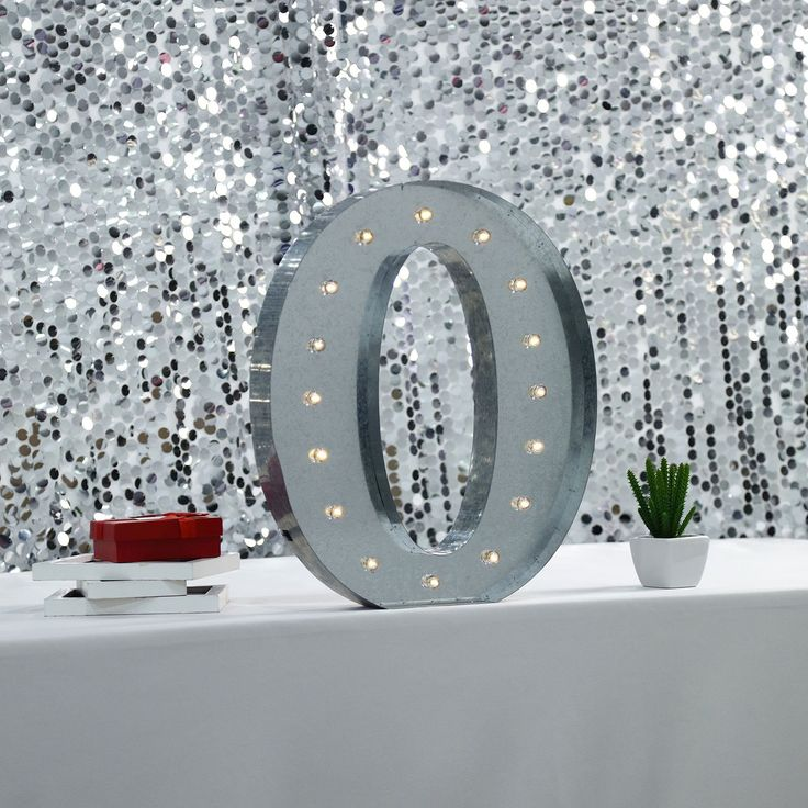 20 Vintage Metal Marquee Letter Lights Cordless With 16 Warm White Led O In 2020 With Images Lighted Marquee Letters Light Letters Warm White