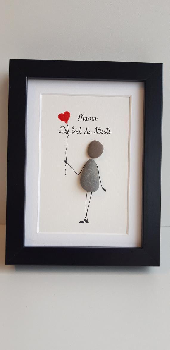 Muttertag, Muttertaggeschenk,Liebe, Geschenk, Steinbild