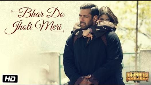 'Bhar Do Jholi Meri' VIDEO Song - Adnan Sami | Bajrangi Bhaijaan | Salman Khan http://www.dailymotion.com/video/x2vd35z_bhar-do-jholi-meri-video-song-adnan-sami-bajrangi-bhaijaan-salman-khan_music