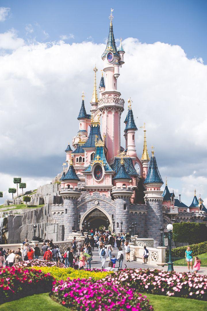 Sie fangen an zu wissen, ich bin ein Anhänger von Disneyland Paris seit