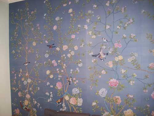 Google-kuvahaun tulos kohteessa http://www.wallpaperhangersguild.co.uk/de%2520Gournay4.jpg