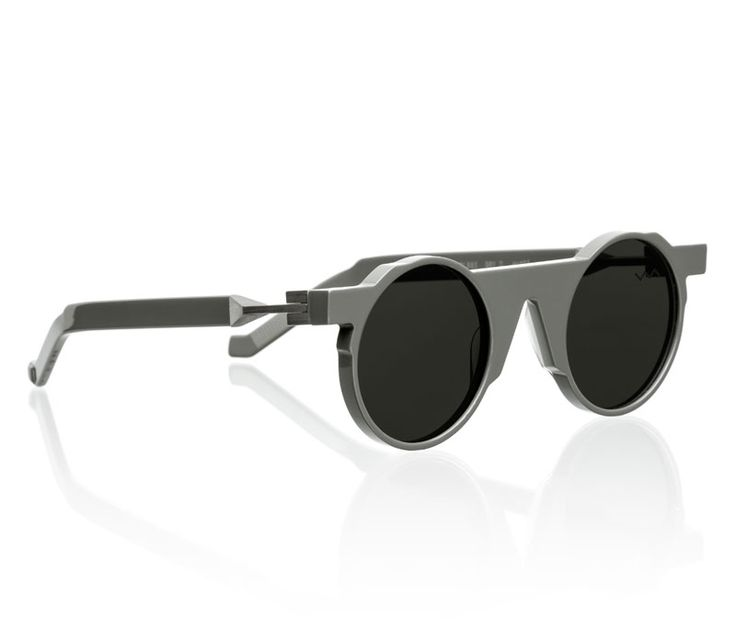 VAVA Eyewear, bordering to steampunk sunglasses. Quite minimal