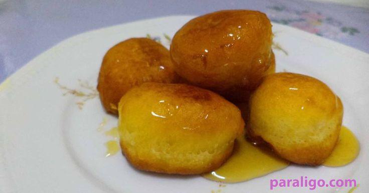 Homemade Donut Recipe   Greek Style http://paraligo.com/en/whats-cooking/homemade-donut-recipe/