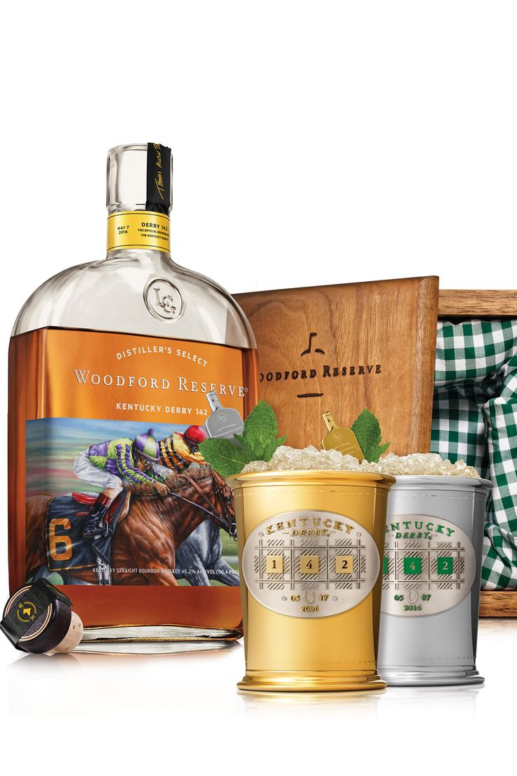 Every year Woodford Reserve Bourbon releases a special set of julep cups and a new recipe to celebrate the Kentucky Derby. In 2016, the Mint Julep recipe includes a homemade toasted pecan orgeat syrup and it is a true delight.
