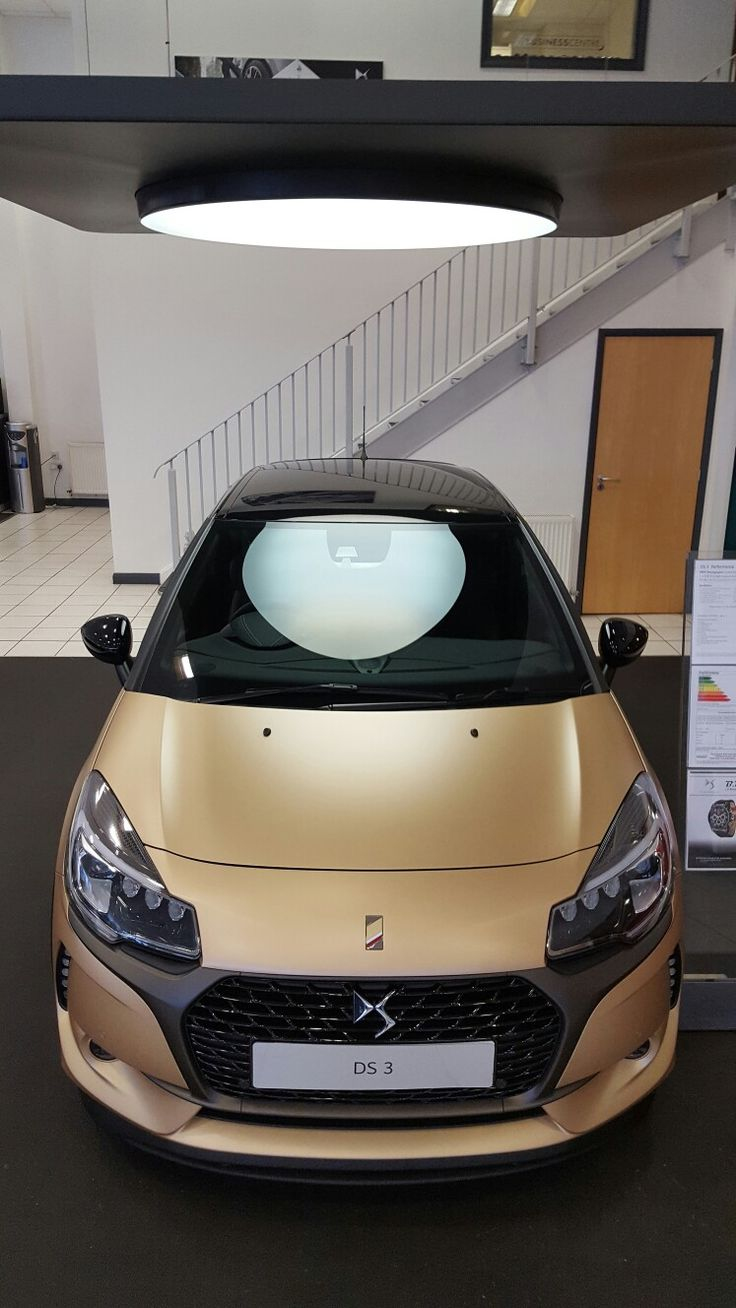 DS3 BRM Special edition