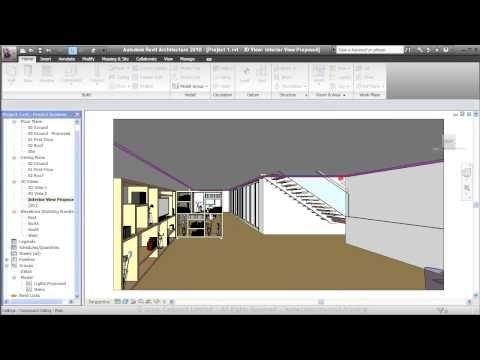 Revit Architecture For Residential Interior Design 2 Lessons Revit Pinterest Interiors
