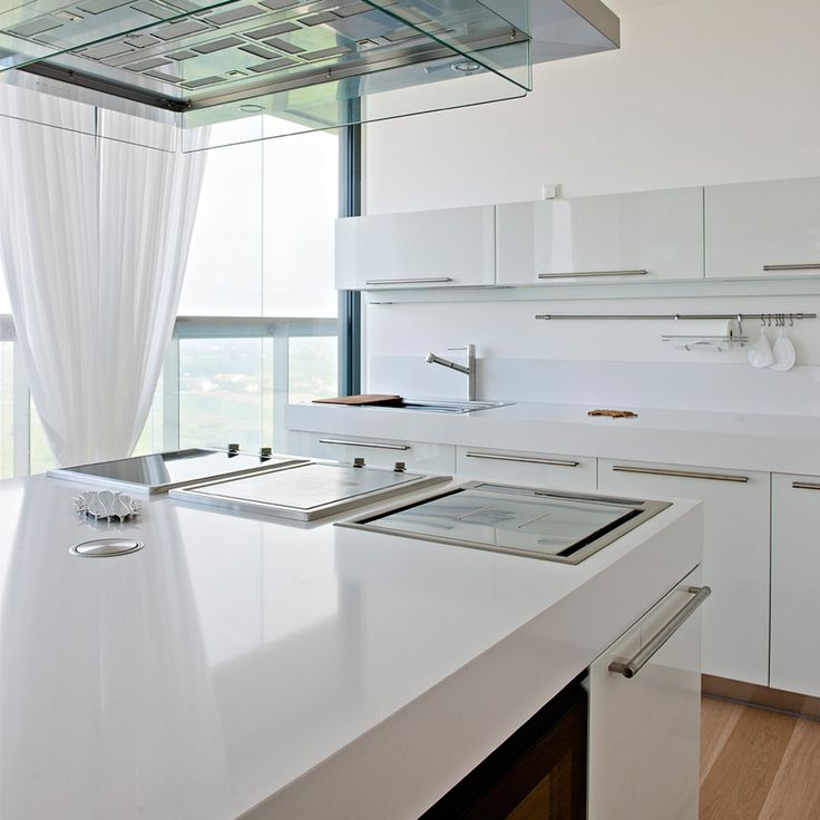 Absolute White countertop