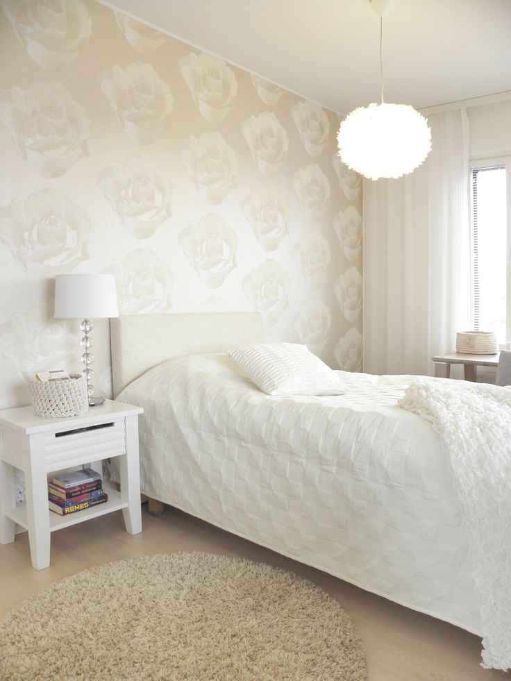 Apartment, bedroom, interior design. Asunto, makuuhuone, sisustussuunnittelu. Lägenhet, sovrum, inredningsdesign.