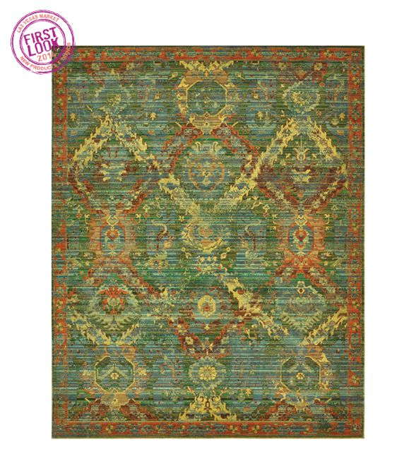 Urban Jungle Rug: 17 Best Images About Product Focus: Area Rugs On Pinterest