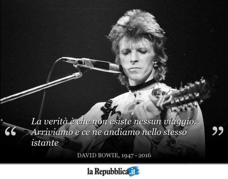 Il suo era un pensiero geniale, nuovo e anticonformista. Le sue parole hanno segnato generazioni di fan e appassionati e resteranno per sempre nalla storia