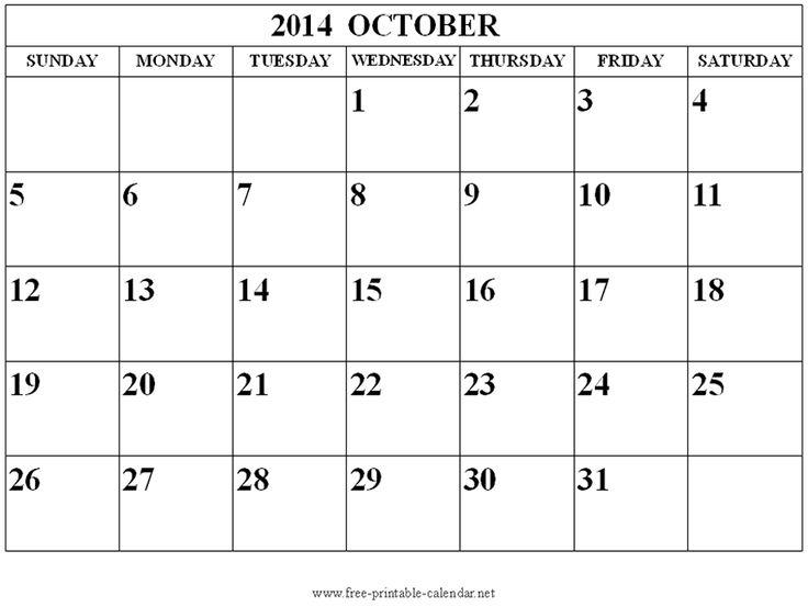 Best 25+ October calendar printable ideas on Pinterest Pumpkin - countdown calendar templates