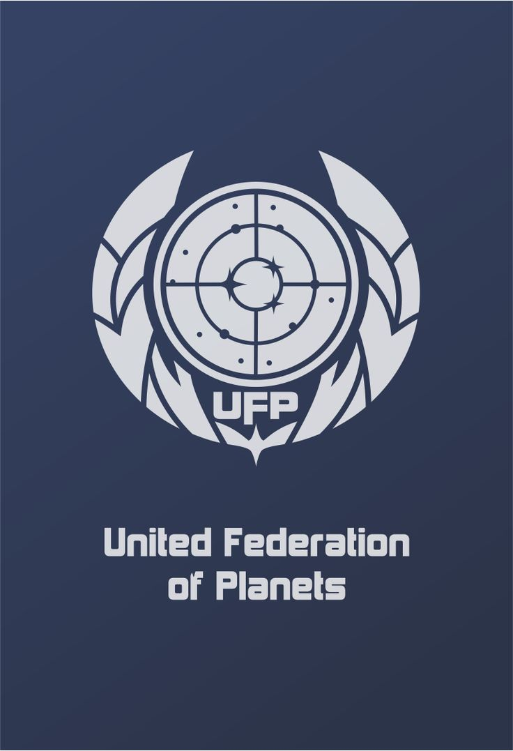42 best star trek logos images on pinterest badges future and star trek logo flat design united federation of planets 2255 discovery buycottarizona Gallery