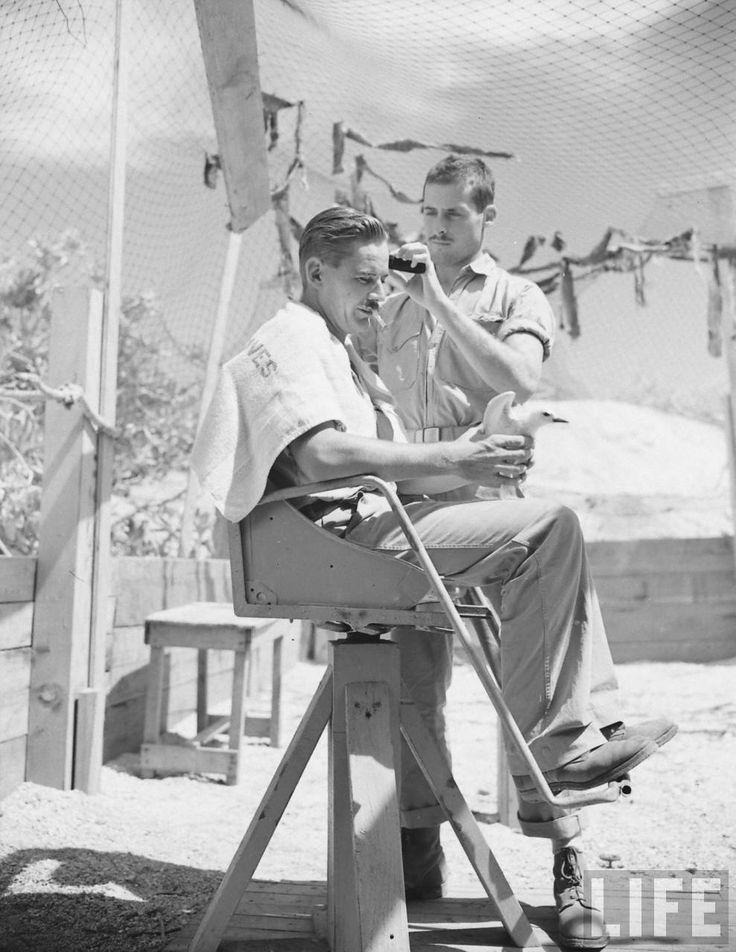 #Life Magazine - Midway, Pool And Layout - Joe Scherschel - November, 1942 #ww2