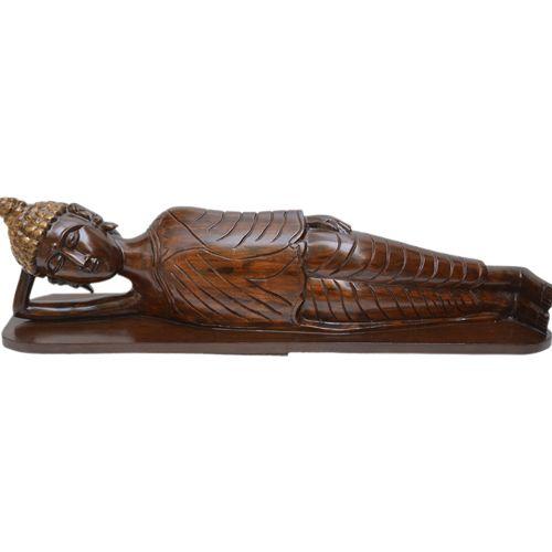 Indune Sleeping Buddha (Wooden)