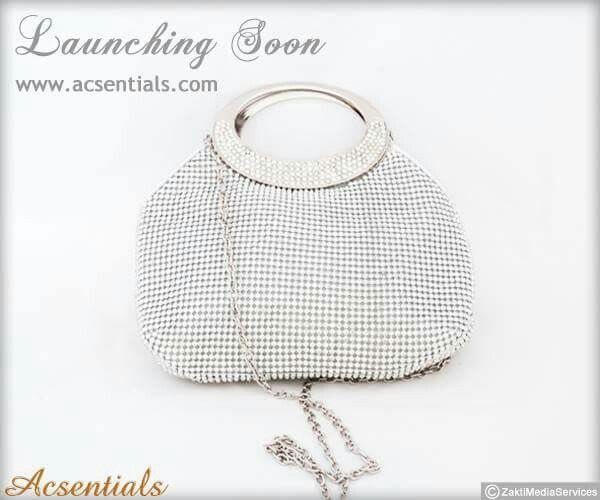 #acsentials #accessories #clutche #Purse #Bag #Silver #fashion #accessory #stylish #style #party #pretty #trendy #classy #shoppoingtime