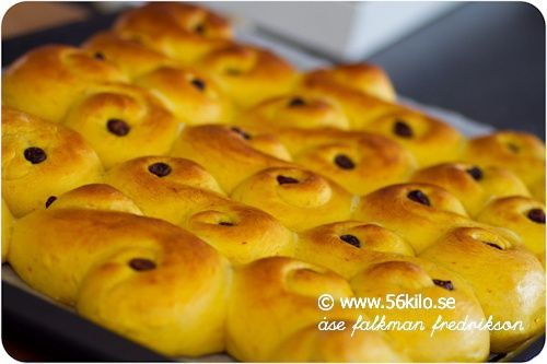Juicy Gi-Lussekatter