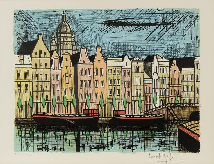 Estampe/Affiche - BUFFET Bernard (1928-1999) - Artprecium