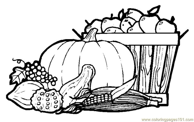 Fall Coloring Pages Printable Templates free printable