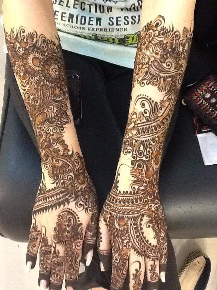 henna#mehndi#arabicstylehenna#bridalhenna.