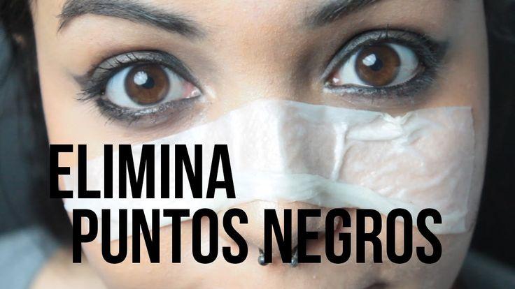 Elimina tus puntos negros. #puntosnegros #mascarilla