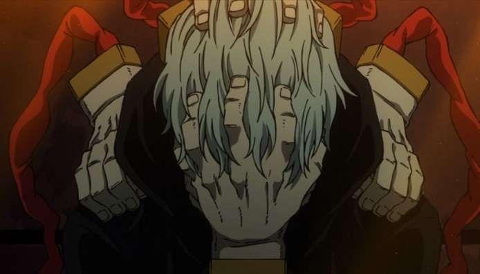 My Hero Academia Reveals The Identity Of Shigaraki S Hands My