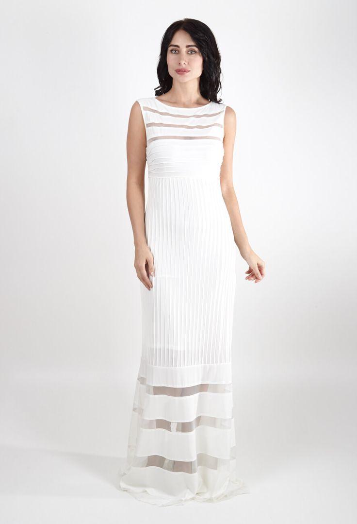 Платье на свадьбу белого цвета | Dress for wedding white color