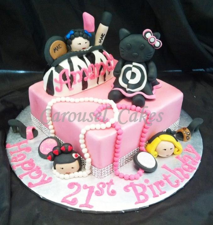 ... cakes hello kitty baking desserts cookies forward cake included mac