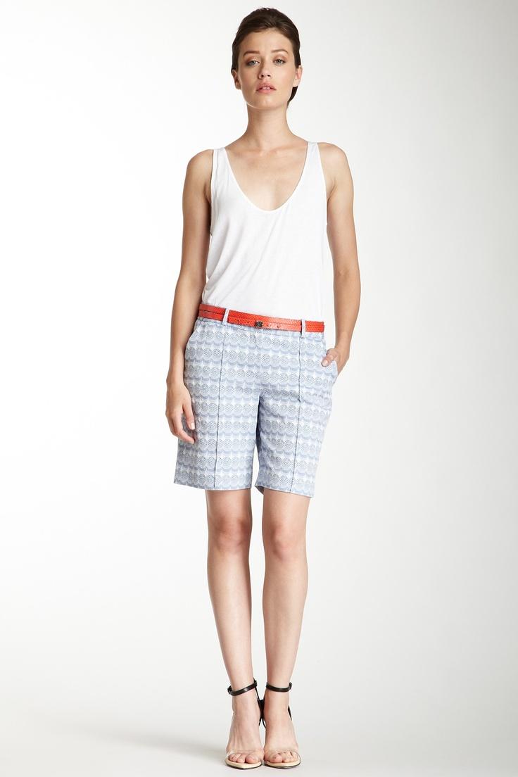 DVF: Jacquard Shorts, Circles Stitches, Stitches Jacquard, Products, Boymuda Circles