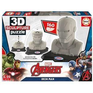 AVENGERS Puzzle 3D Iron Man