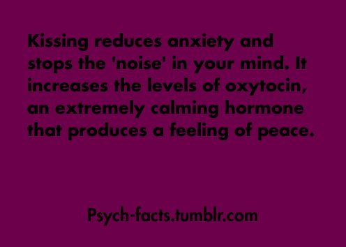See... kissing is a psychologically healthy thing: Interesting Things, Psych Facts, Psychology Healthy, Psychology Facts, Funny Stuff, Healthy Recipe, Healthy Food, Healthy Things, Weights Loss