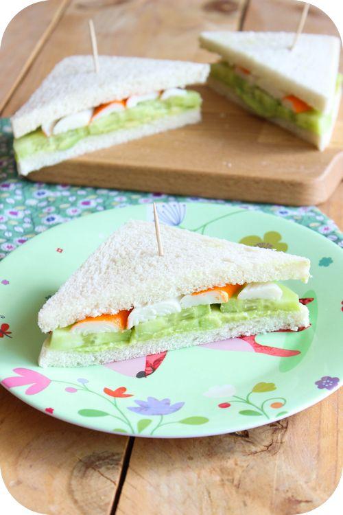 Club-sandwich guacamole surimi concombre (1)
