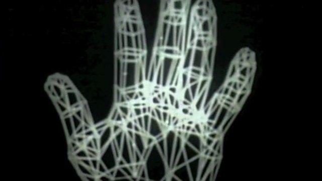 40 Year Old 3D Computer Graphics (Pixar, 1972) on Vimeo (TESIS!)