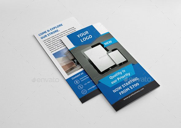 electronic brochure templates - 17 best images about best tri fold brochure design
